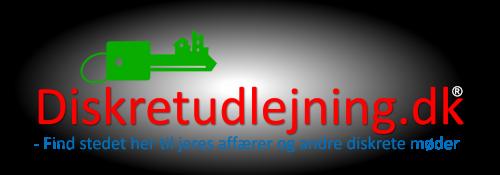 Logo diskretudlejning® forside